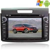 Штатная магнитола Honda CRV c 2012 г. Carpad duos II Android 4.4.4 LeTrun 1217