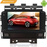 Штатная магнитола Opel Astra J LeTrun 1687 Android 4.4.4  MTK