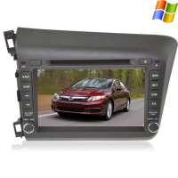 Штатная магнитола Honda Civic 2012+  LeTrun 0312