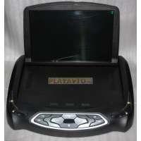 Потолочный монитор DS-1338D DVD-SD-USB черный 13,3 дюйма