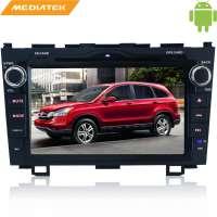 Штатная магнитола Honda CRV 07-12 г. LeTrun 1414 Android 4.4 MTK