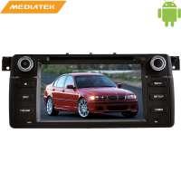 Штатная магнитола BMW 3 E46 LeTrun 1725  Android 4,4.4 MTK