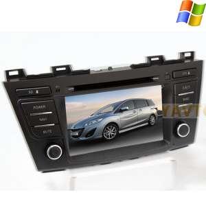 Штатная магнитола Mazda 5 new (premacy) GPS nTray 7259 с 2011 года