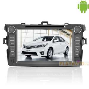 Штатная магнитола Toyota Corolla Winca Android 4.0.3 I063