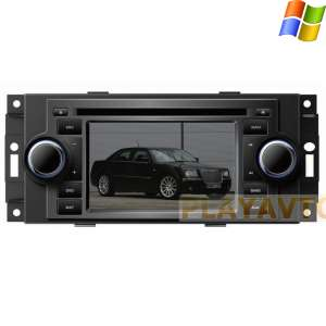 Штатная магнитола Dodge Caliber Chrysler 300 GPS Winca S100 C 206 с DSP