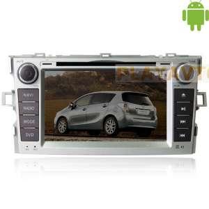 Штатная магнитола Toyota verso 2009-2012 гг Carpad duos II Android 4.4.4