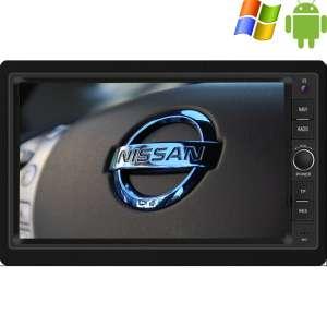 Штатная магнитола Nissan Carpad duos II DT-2001 Android 4.4.4