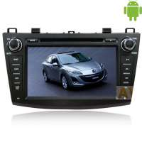 Штатная магнитола Mazda 3 c 2009 г. Carpad duos II Android 4.4.4