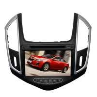 Штатная магнитола Chevrolet Cruze 2012-2015  г. 8 дюймов LeTrun 3325 KLD Android 9.x Allwinner T3 2+16 Gb DSP