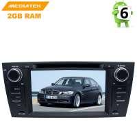 Штатная магнитола BMW 3-series E90, E91, E92, E93 с 2005 до 2011 LeTrun 2675 KD Android 8.x MTK 4G