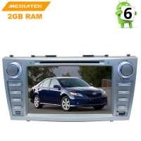 Штатная магнитола Toyota Camry 2006-2011 г. LeTrun 2683 Android 8.x 8 дюймов MTK 4G