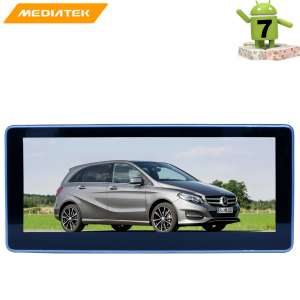 Штатная магнитола Mercedes A,B,GLA,CLS,CLA,G LeTrun 2696 Android 7.x 4G NTG 4.5
