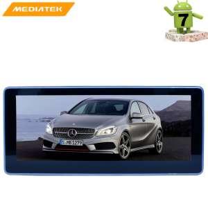 Штатная магнитола Mercedes A-class W176 2012-2015 г. LeTrun 2700 Android 7.x 4G
