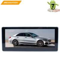 Штатная магнитола Mercedes C-class S205 W205 2014-2017 LeTrun 2701 Android 7.x 4G