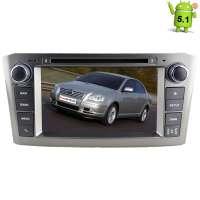 Штатная магнитола Toyota Avensis 2004-2009 LeTrun 1694 Android 5.1.1