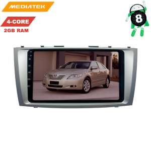 Штатная магнитола Toyota Camry 2006-2011 г. LeTrun 3033 KDKD Android 8.x 9 дюймов MTK 4G