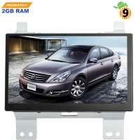 Штатная магнитола Nissan Teana 2008-2012 LeTrun 2831 XPH Android 9.x MTK-L