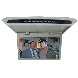 Потолочный монитор LeTrun 2651 12.1 дюйма серый SD USB HDMI