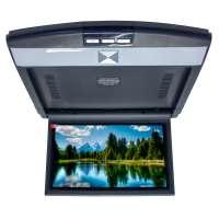 Потолочный монитор LeTrun 2653 10.1 дюйма черный USB SD HDMI