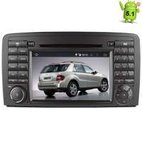 Штатная магнитола Mercedes ML GL (2005-2012) LeTrun 1623 Android 5.1