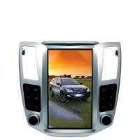 Штатная магнитола Lexus RX300, RX330, RX350,RX400 2004-2009 LeTrun 3098 ZF Android 8.x Tesla ++