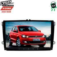 Штатная магнитола Volkswagen Polo, Jetta, Passat, Tiguan LeTrun 2613 Android 8.x