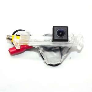 Штатная камера заднего вида Hyundai Solaris хэтчбек, Kia Rio,Picanto,I30 2012+, Ceed хэтчбек CCD Letrun 1941