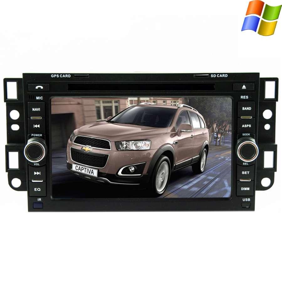 Штатная магнитола Chevrolet Captiva Epica Aveo Suzuki Xl 7