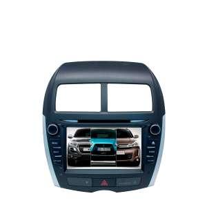 Штатная магнитола Mitsubishi ASX, Citroen C4 Aircross, Peugeot 4008 LeTrun 3068 KD Android 9.x MTK-L DSP