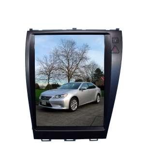 Штатная магнитола Lexus ES 350 (минималка ) 2006-2012 LeTrun 3072 ZF 12.2 дюйма Android 7.x Tesla 2+32 Gb