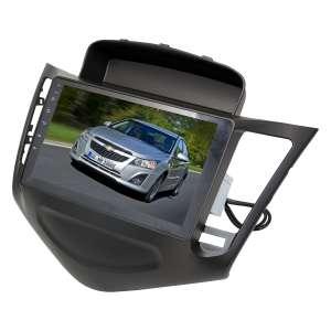 Переходная рамка для Chevrolet Cruze до 2013 года LeTrun 1893  под базовую магнитолу 9 дюймов