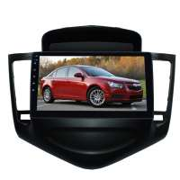 Штатная магнитола для Chevrolet Cruze до 2013 года LeTrun 1893-3231 9 дюймов YF Android 9.x 4+64 Gb Intel 8 ядер 4G ++