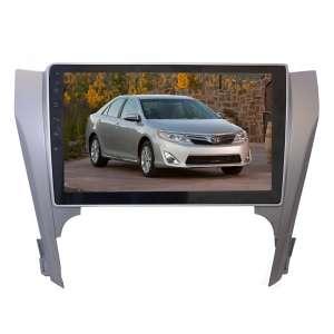 Переходная рамка для Toyota Camry с 2012 года LeTrun 1897  под базовую магнитолу 10 дюймов MTK