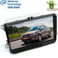 Штатная магнитола Volkswagen Polo, Jetta, Passat, Tiguan LeTrun 2129 Android 7.1 Alwinner T3