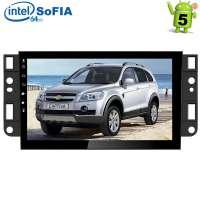 Штатная магнитола Chevrolet Captiva, Epica, Aveo, Suzuki XL7 LeTrun 2604 Android 5.x Intel