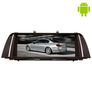 Штатная магнитола BMW 5 series F10 2011-2012 CIC LeTrun 2168 Android 4.4.4