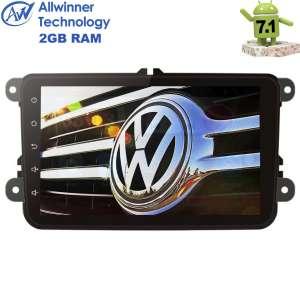 Штатная магнитола Volkswagen Polo, Jetta, Passat, Tiguan LeTrun 3060 ZH Android 7.1 Alwinner T3