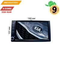 Штатная магнитола Kia Sportage, Carnival, Cerato, Sorento LeTrun 3049 KD Android 9.x MTK-L 2+32 Gb