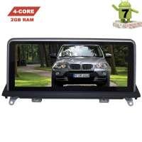 Штатная магнитола BMW X5 E70 2007-2010, X6 E71 2008-2010 CСC LeTrun 3052 GS Android 7.x 2+32