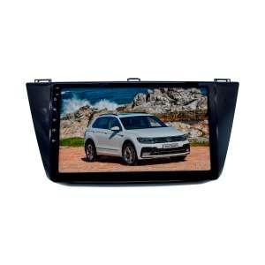 Штатная магнитола для Volkswagen Tiguan с 2017 года LeTrun 1861-2889 10 дюймов KD Android 8.x MTK 4G 2+16 Gb
