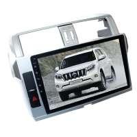 Штатная магнитола для Toyota Prado 150 с 2013 года LeTrun 1864-2979 10 дюймов VT Android 8.x MTK-L 1+16 Gb