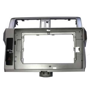 Переходная рамка для Toyota Prado 150 с 2013 года LeTrun 1864  под базовую магнитолу 10 дюймов