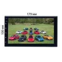 Магнитола 2 DIN универсальная LeTrun 3255 VT Android 9.x 1+16 Gb ++