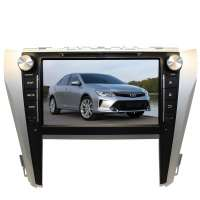 Штатная магнитола Toyota Camry XV55 с 2014 года LeTrun 3343 KLD Android 9.x Allwinner T3 2+16 Gb DSP