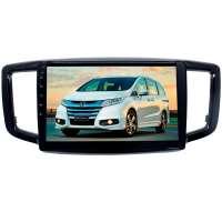 Штатная магнитола для Honda Odyssey c 2013 года LeTrun 2413-3101 10 дюймов KD Android 9.x MTK-L 2+32 Gb+DSP ++