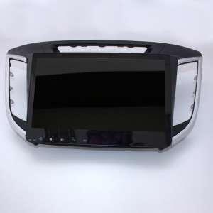 Штатная магнитола Hyundai Creta  LeTrun 2419 Intel Android 5.1 экран 10 дюймов