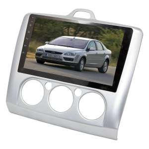 Переходная рамка для Ford Focus 2 (без климата) LeTrun 2312  под базовую магнитолу 9 дюймов T3