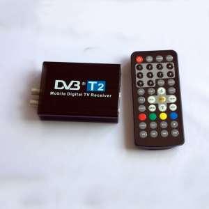 Автомобильный DVB-T2 тюнер цифрового телевидения до 150км-ч LeTrun 1464