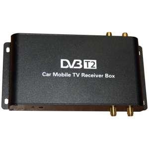 Автомобильный DVB-T2 тюнер цифрового телевидения свыше 120 км-ч LeTrun 1465