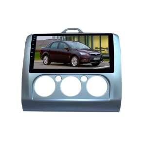 Переходная рамка для Ford Focus 2 05-10 г кондиционер LeTrun 2445  под базовую магнитолу 9 дюймов